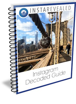 Instagram Decoded Guide from InstaRevealed
