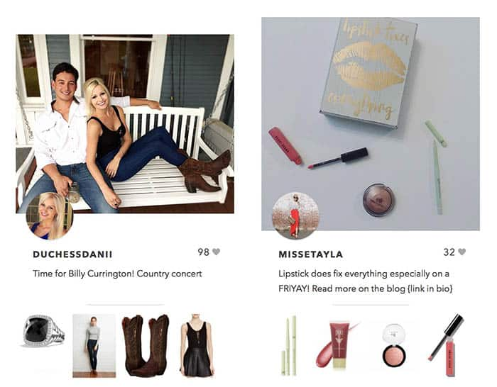 ShopStyle.it is a great way to make money from Instagram! Oh, She Blogs!