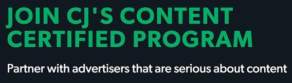 CJ Content Certified