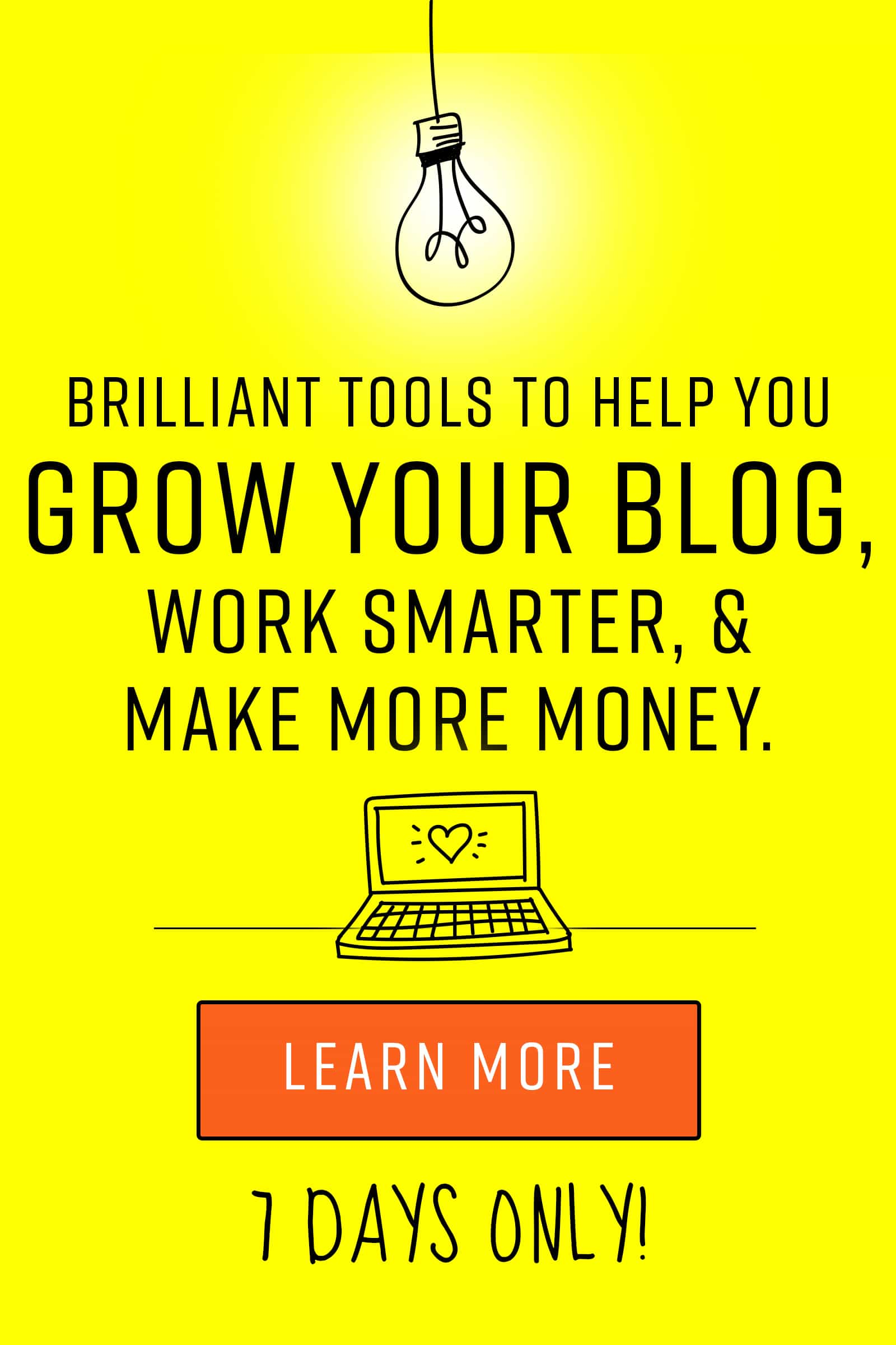 The Genius Blogger's Toolkit is a Must-Have for Bloggers