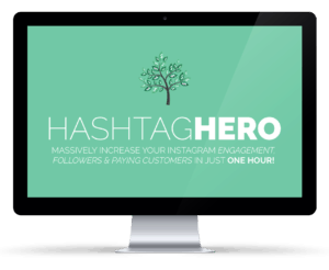 Hashtag Hero Instagram Course