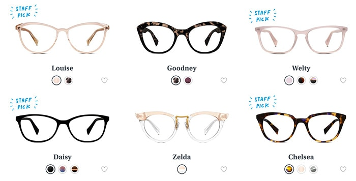 Information about joining the Warby Parker Affiliate Program