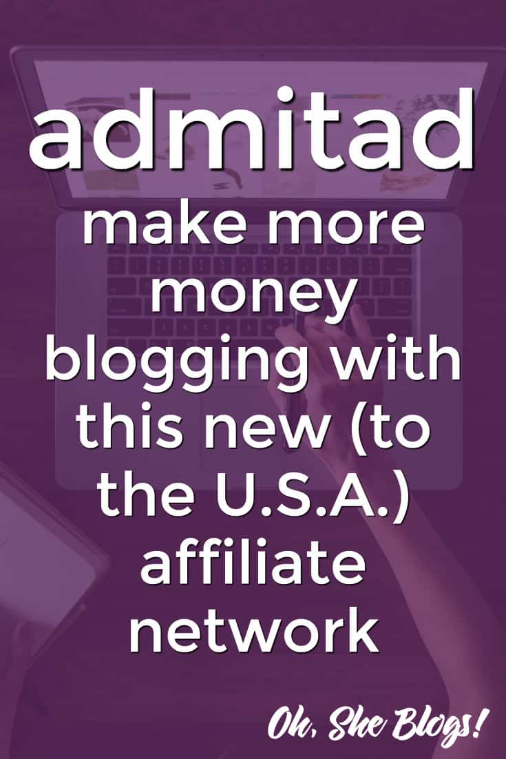 admitad review: make more money blogging with this affiliate network | Oh, She Blogs!