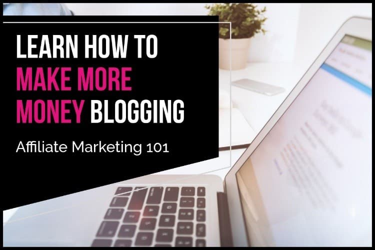 Affiliate Marketing 101: Learn how to make money blogging without advertisers | Oh, She Blogs!