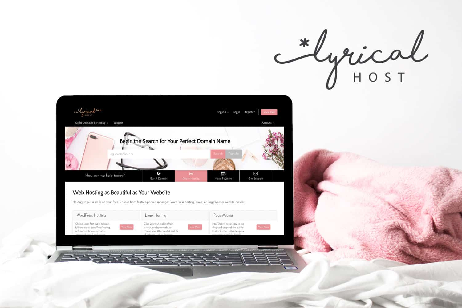 Lyrical Host: Managed WordPress Hosting for Bloggers