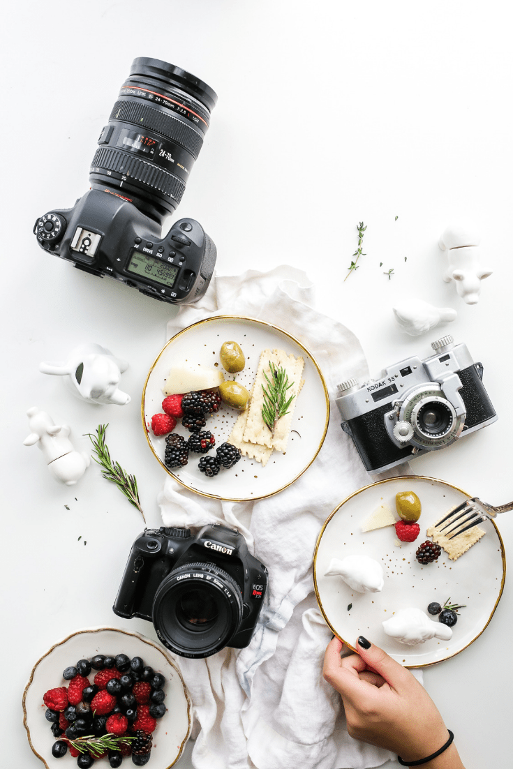 Food Photography for Bloggers